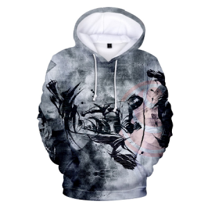 Hot Sale 3D Printing Kyokushin Hoodies Hip Hop MR KARATE sweatshirt 3D