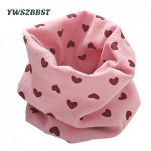 New Spring Clothing Accessories Kids Infant Scarves Children's Cotton Scarf For Boys Girls